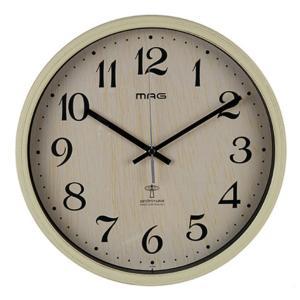 掛け時計 電波時計 ペストル ( アナログ 電波 時計 壁掛け時計 インテリア 雑貨 )|interior-palette