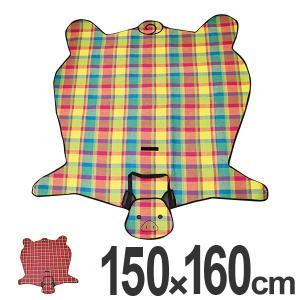 レジャーシート アニマル ピクニックシート Pig ブタ 150×160cm