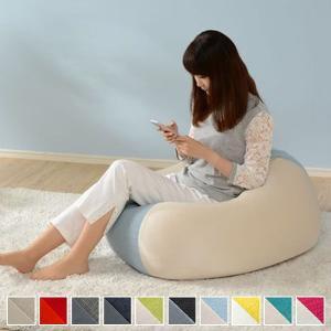 ビーズクッション キューブ型 和楽の葵 XLサイズ ( クッション ビーズ フロアクッション ビーズソファ )|interior-palette