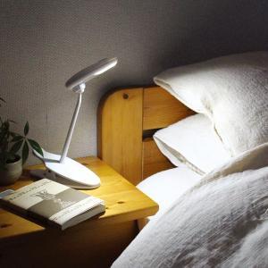 LEDライト クリップ付 LEDスタンドライト デスクライト ( 照明 LED ライト テーブルライト クリップ ライト )|interior-palette