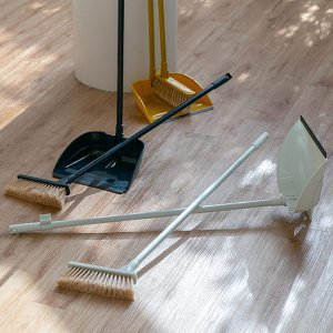 ほうき ちりとり セット プリート Plito チリトリ ホウキ ( 箒 ホウキ 掃除用品 清掃 掃除 )|interior-palette