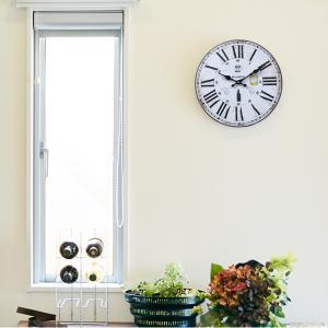 掛け時計 33cm カフェタイム 2 モチーフクロック Cafe Time ( アナログ 時計 壁掛け時計 インテリア 雑貨 )|interior-palette