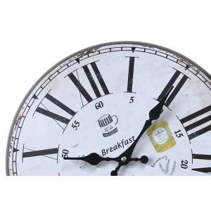 掛け時計 33cm カフェタイム 2 モチーフクロック Cafe Time ( アナログ 時計 壁掛け時計 インテリア 雑貨 )|interior-palette|05