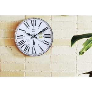 掛け時計 33cm カフェタイム 2 モチーフクロック Cafe Time ( アナログ 時計 壁掛け時計 インテリア 雑貨 )|interior-palette|07