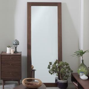 立て掛けミラー 姿見 クラシック調 emo 幅62cm ( 一面鏡 鏡 かがみ 化粧鏡 化粧ミラー )|interior-palette