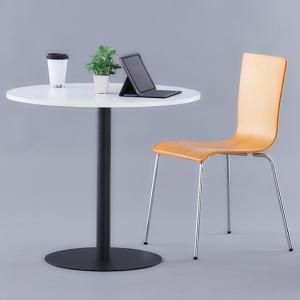 【週末限定クーポン】リフレッシュテーブル 直径80cm ブラック脚 丸テーブル ( コーヒーテーブル センターテーブル カフェテーブル )|interior-palette|06
