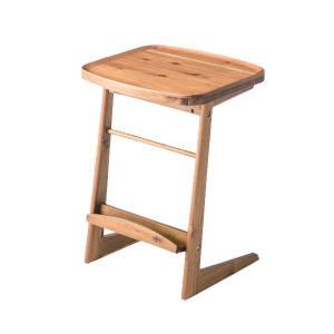 【48時間限定クーポン】サイドテーブル 幅42cm 天然木 木製 ( コーヒーテーブル 机 テーブル ) interior-palette 04