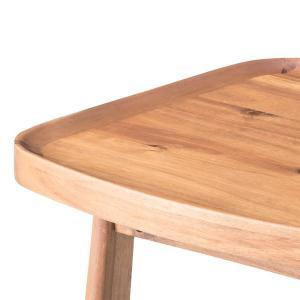 【48時間限定クーポン】サイドテーブル 幅42cm 天然木 木製 ( コーヒーテーブル 机 テーブル ) interior-palette 05