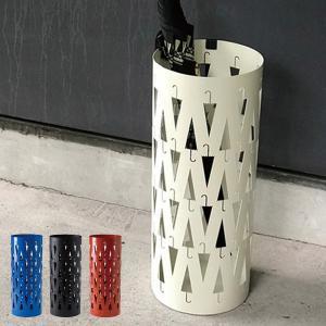 【週末限定クーポン】傘立て ハッピー アンブレラスタンド 玄関収納 円筒形 ( 傘 スタンド 玄関 収納 )|interior-palette