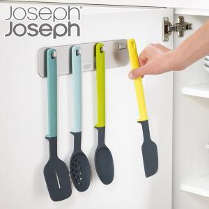 Joseph Joseph キッチンツール 4点セット ドアストア ユテンシル 4ピースセット ジョセフジョセフ ( お玉 ヘラ スパチュラ フライ返し )|interior-palette