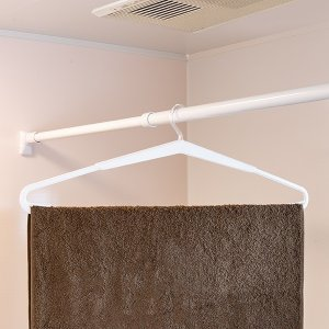 【今だけポイント5倍】ハンガー 洗濯ハンガー UCHIDRY浴室干し ウチドライ バスタオルハンガー 伸縮 ( タオルハンガー 洗濯 バスタオル )|interior-palette