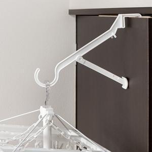 【週末限定クーポン】ハンガーフック ドアフック UCHIDRY部屋干し ウチドライ ワンタッチドアフック ( 洗濯 ドア 部屋干し )|interior-palette