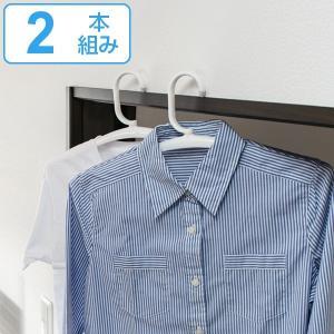 ハンガー 洗濯ハンガー UCHIDRY部屋干し ウチドライ 部屋干しハンガー 2本組 ( 洗濯 部屋干し プラスチック )|interior-palette