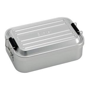 お弁当箱 1段 アルミ SKATER ふわっとランチボックス 仕切り付 850ml ( 弁当箱 スケーター 大容量 メンズ ランチボックス アルミ弁当 アルミランチボックス )|interior-palette|19
