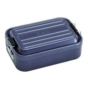 お弁当箱 1段 アルミ SKATER ふわっとランチボックス 仕切り付 850ml ( 弁当箱 スケーター 大容量 メンズ ランチボックス アルミ弁当 アルミランチボックス )|interior-palette|20