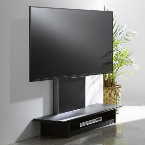 【週末限定クーポン】テレビ台 壁寄せ フロアスタンド 65V型対応 TVラック 幅120cm ( TV台 TVボード TVスタンド 壁よせ ) interior-palette 05