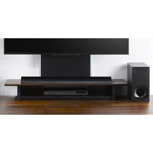 【週末限定クーポン】テレビ台 壁寄せ フロアスタンド 65V型対応 TVラック 幅120cm ( TV台 TVボード TVスタンド 壁よせ ) interior-palette 08