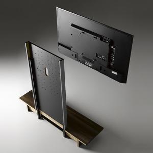 【週末限定クーポン】テレビ台 壁寄せ フロアスタンド 65V型対応 TVラック 幅120cm ( TV台 TVボード TVスタンド 壁よせ ) interior-palette 09
