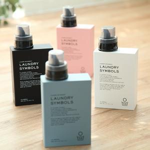ディスペンサー 詰め替えボトル LAUNDRY SYMBOLS 洗濯用品 ( 詰め替え用ボトル ランドリーボトル 洗剤 )|interior-palette