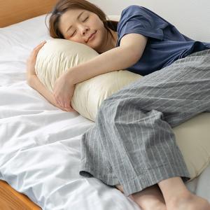 横寝が快適にできる まくら 本体 枕 ( クッション 抱き枕 洗える 横向き 横寝 )|interior-palette