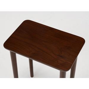 テーブル 大小2台セット ネストテーブル サイドテーブル コンパクト 収納 ( センターテーブル リビングテーブル ローテーブル )|interior-palette|07