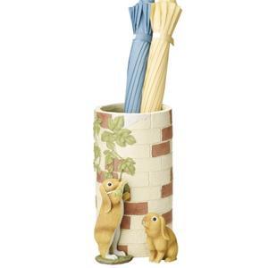 【週末限定クーポン】傘立て タレミミウサギ 置物 動物 傘たて アンブレラスタンド ( 傘 かさ立て 玄関 収納 )|interior-palette