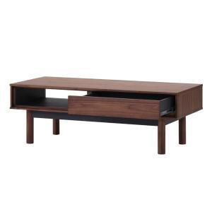 【週末限定クーポン】センターテーブル 北欧風 STYLE-2 約幅108cm ( テーブル 机 デスク 2way 収納付き 完成品 )|interior-palette