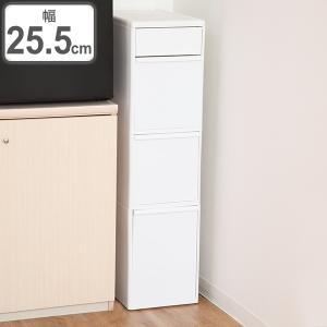 ゴミ箱 65L 3段 分別 隙間で使える スイングストッカー 引き出し キッチン 収納 ( スリム 隙間収納 ラック ストッカー ダストボックス ごみ箱 ふた付き )|interior-palette
