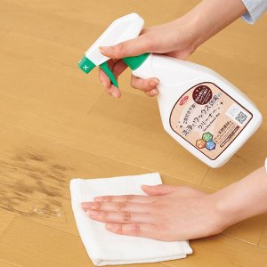 フローリングワックス 床掃除 洗剤 洗浄とワックス効果のクリーナー 500ml ( 床 掃除 ワック...