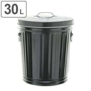 灰入れバケツ 30L 二重底 灰入れ ふた付き 暖炉 ゴミ箱 obaketsu オバケツ ( バケツ 灰 薪入れ 灰取り フタ付き )|interior-palette