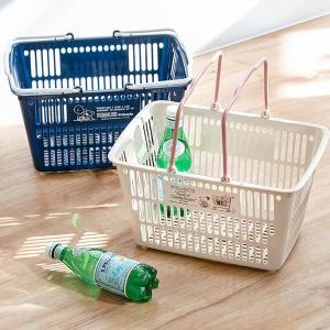 バスケット 収納 スヌーピー ミニ ショッピングバスケット 買い物かご レジカゴ ( 収納バスケット エコバッグ かご カゴ 日本製 )|interior-palette