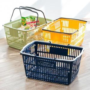 バスケット 収納 スヌーピー ショッピングバスケット 買い物かご レジカゴ ( 収納バスケット エコバッグ かご カゴ 日本製 )|interior-palette