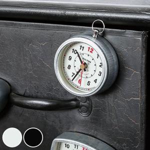 時計 マグネティッククロック ラウンド 丸型 小さい マグネット DULTON ダルトン ( とけい 小さめ コンパクト おしゃれ ) interior-palette