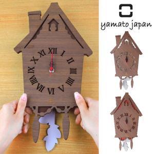 振り子時計 木製 ヤマト工芸 yamato hatoclock neo W |新商品|04|interior-palette