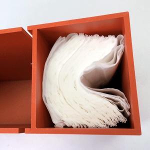 【48時間限定クーポン】ティッシュケース ゴミ箱 ヤマト工芸 yamato dust&tissue case CUBE|interior-palette|05