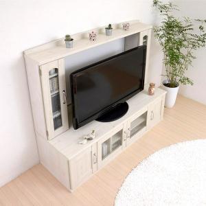 テレビラック AVラック テレビ台 テレビボード 壁面収納タイプ 北欧風 Lycka Land リュッカ ランド 幅130cm TV台 AVラック ハイタイプ|interior-palette|06