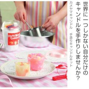 手作りキャンドルキット オリジナルキャンドル ろうそく 手作りセット ( ローソク プレゼント ハンドメイド )|interior-palette|04