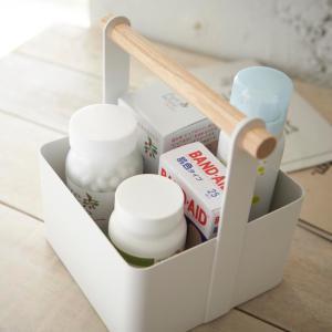 小物収納ボックス ツールボックス トスカ tosca Sサイズ スチール製 ( 収納ケース 小物入れ 小物ケース 薬ケース 山崎実業 )|interior-palette|04