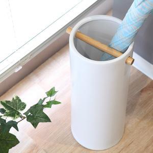 傘立て 陶器傘立て コモ スリム ホワイト ( 傘 スタンド 玄関 収納 )|interior-palette|11
