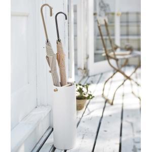 傘立て 陶器傘立て コモ スリム ホワイト ( 傘 スタンド 玄関 収納 )|interior-palette|12