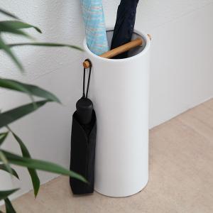 傘立て 陶器傘立て コモ スリム ホワイト ( 傘 スタンド 玄関 収納 )|interior-palette|14
