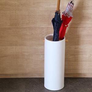 傘立て 陶器傘立て コモ スリム ホワイト ( 傘 スタンド 玄関 収納 )|interior-palette|15