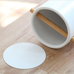 傘立て 陶器傘立て コモ スリム ホワイト ( 傘 スタンド 玄関 収納 )|interior-palette|08