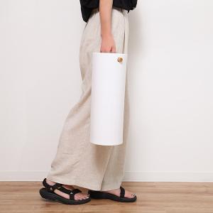 傘立て 陶器傘立て コモ スリム ホワイト ( 傘 スタンド 玄関 収納 )|interior-palette|10