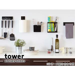 4連フック ウォールキッチンツールフック タワー tower ( 吊り下げ収納 小物フック 小物掛け )|interior-palette|06