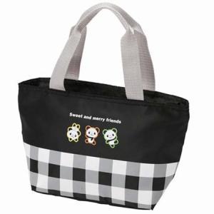 ●保冷剤の付いた、かわいいパンダ柄の保冷弁当袋です。 ●持ち運びやすいバッグタイプです。 ●内側は耐...