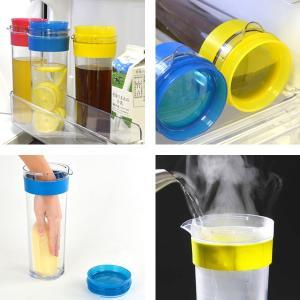 【週末限定クーポン】冷水筒 スリムジャグ 1.1L 横置き 縦置き ( ピッチャー 冷水ポット 麦茶ポット )|interior-palette|05