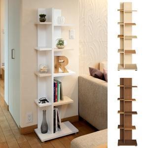 オープンシェルフ 飾り棚 5段 トレッシュ 高さ150cm ( オープンラック ディスプレイラック )|interior-palette