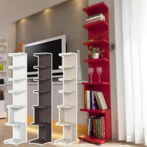 ディスプレイラック 収納棚 コームシェルフ ハイタイプ 高さ175cm ( 本棚 オープンラック )|interior-palette