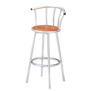 カウンターチェア 回転式 スチール( ハイチェア バーチェア ダイニングチェア 椅子 イス )|interior-palette